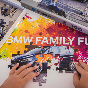 BMW FAMILY FUN TOUR